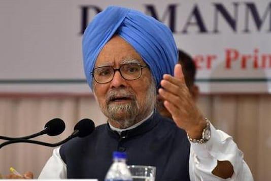 Former Prime Minister Manmohan Singh. (Credit: Twitter)