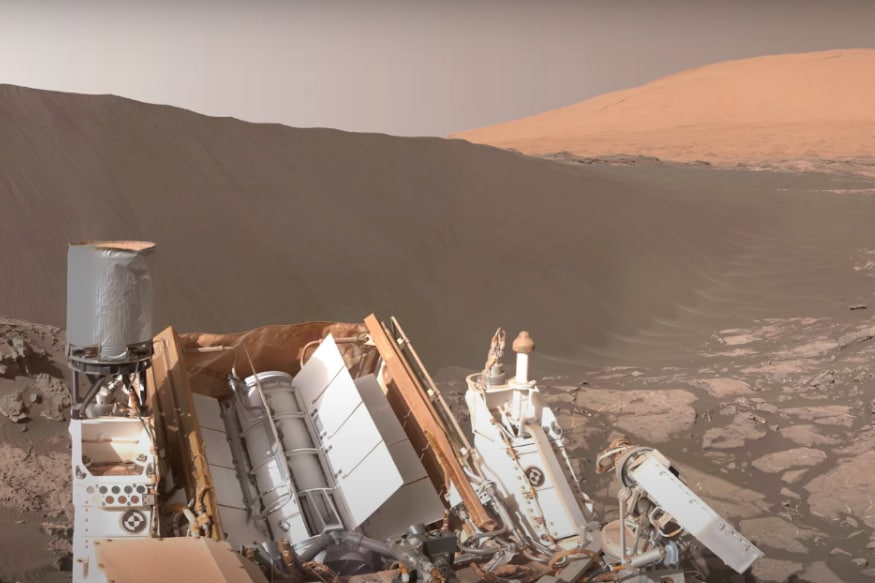 Fascinated by Red Planet? Watch the First-ever Incredible 4K Video of Mars Captured by Rovers