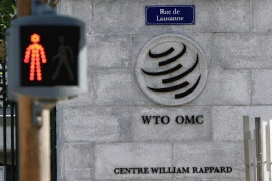 The headquarters of the World Trade Organization (WTO) in Geneva.  (Photo: Reuters/Denis Balibouse/File Photo)