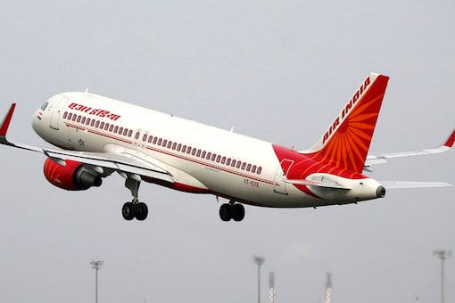 File photo of an Air India flight.