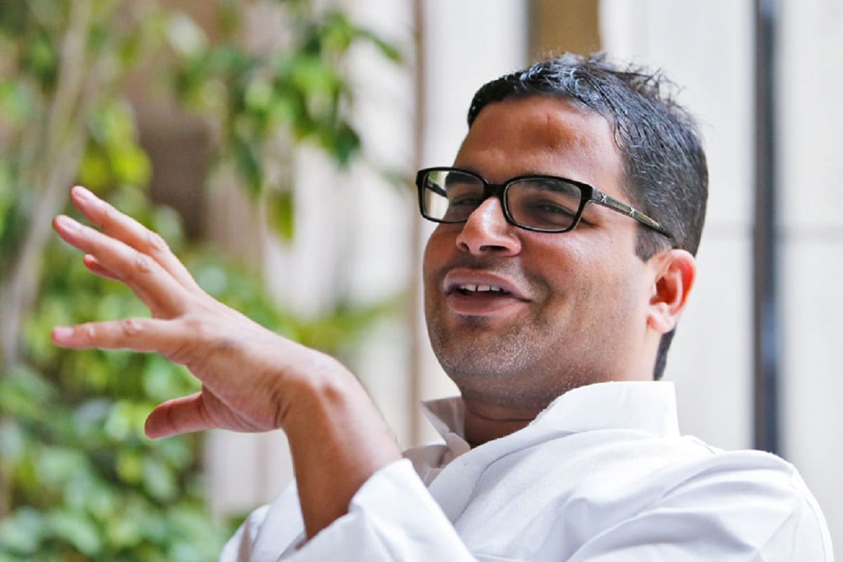 'Tired and Politically Belittled Leader': Prashant Kishor's Congratulatory Dig at Nitish Kumar - News18