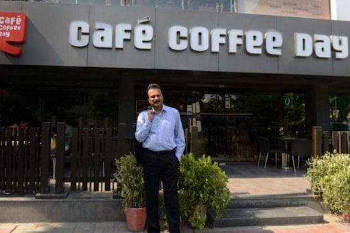 File photo of Coffee tycoon V G Siddhartha. (Image: AFP file photo)