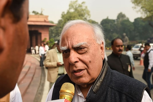 File photo of Congress leader Kapil Sibal.