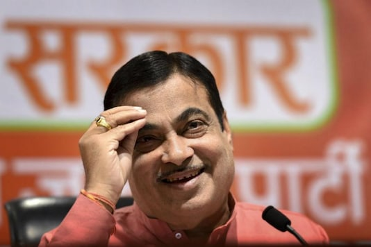 File photo of Union Minister Nitin Gadkari.