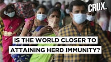 WHO Quashes Britain And Sweden's Claim Of Reaching Herd Immunity