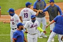 Yoenis Cspedes Homers as Designated Hitter in Return, New York Mets Edge Atlanta Braves 1-0