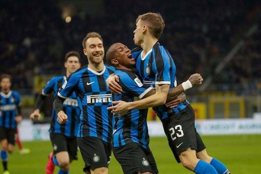 Inter Milan (Photo Credit: AP)