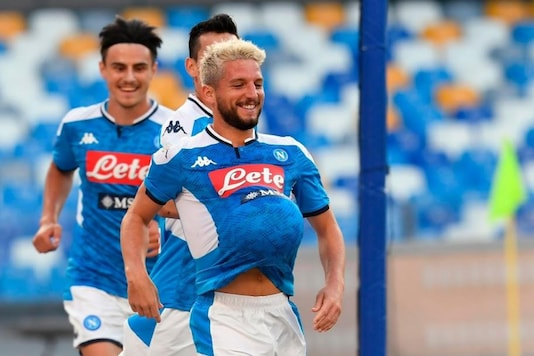 Napoli (Photo Credit: AP)