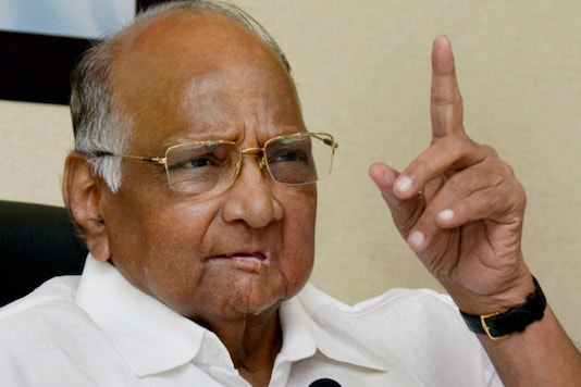 File photo of NCP Chief Sharad Pawar