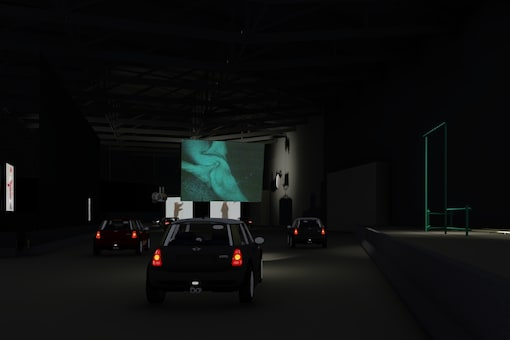 Drive Through Museums. (Image source - AFP Relaxnews)