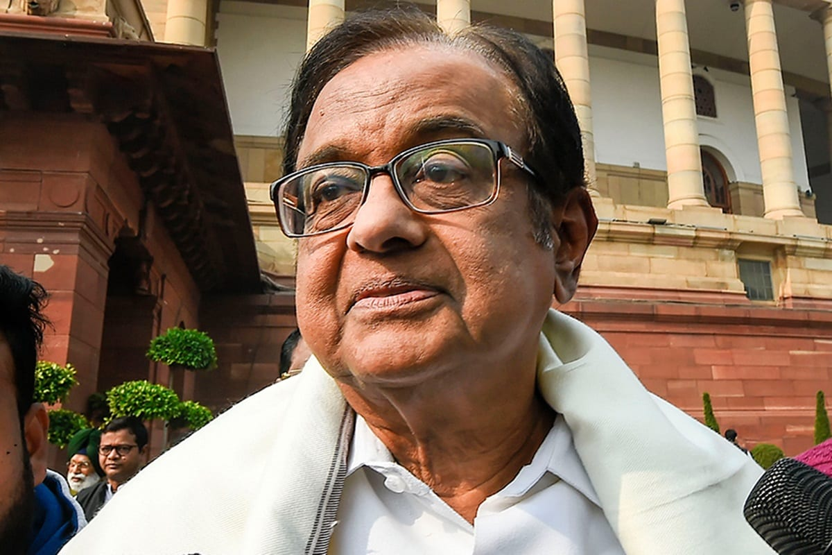 Another 'Namaste Trump' Rally? Chidambaram Takes a Dig at Modi over US Prez Questioning India's Covid Tally