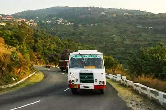 Image used for representational purpose. (Photo Courtesy: Facebook/Himachal Road Transport Corporation)