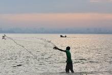 BSF Intercepts 4 Bangladeshi Fishermen on Indian Side of Ganga River in West Bengal