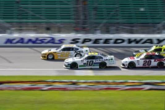NASCAR (Photo Credit: AP)