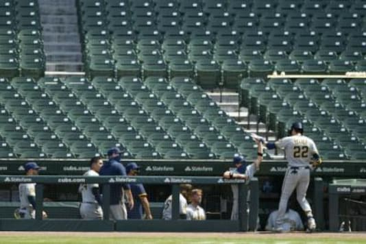 Milwaukee Brewers beat Chicago Cubs (Photo Credit: AP)