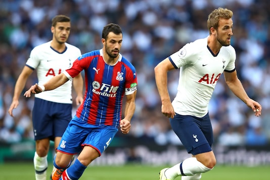 Crystal Palace and Tottenham Hotspur (Photo Credit: Twitter)