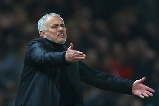 Jose Mourinho (Photo Credit: AP)