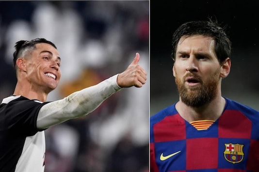 Cristiano Ronaldo and Lionel Messi (Photo Credit: AP)