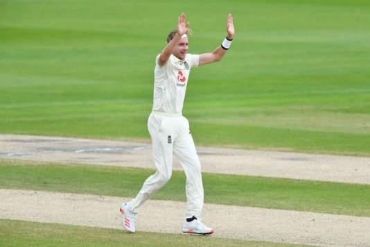 England vs West Indies: Stuart Broad Takes Six as Hosts Take Charge at Lunch on Day 3