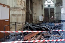 Refugee Who Volunteered at French Cathedral Confesses to Setting Blaze, Lawyer Says