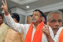 My Responsibility to Bring BJP to Power in Bengal, Says Mukul Roy