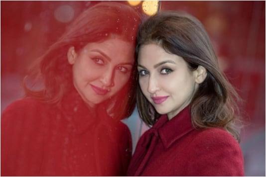 Actress Saumya Tandon
