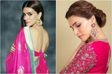 Happy Birthday Kriti Sanon: 5 Pics That Prove Her Perfection in Carrying Ethnic Wear