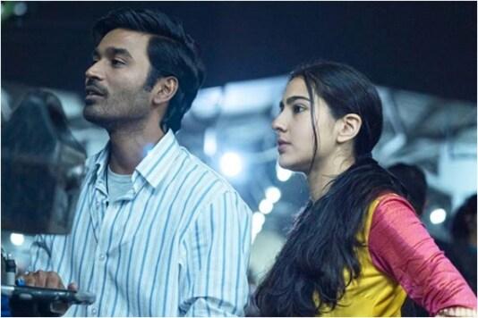 'Atrangi Re' still feat Dhanush and Sara Ali Khan