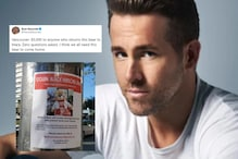 Ryan Reynolds Will Pay $5000 to Anyone Who Returns Woman's Teddy With Mom's Last Message