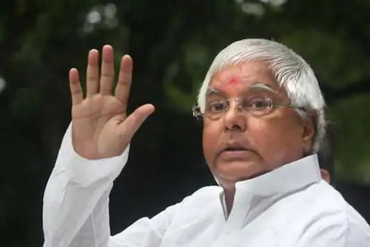 File photo of RJD chief Lalu Prasad Yadav.