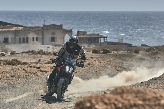 KTM 390 Adventure. (Image source: KTM)