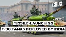 India Deploys T-90 Tanks Near Karakoram Pass As China Deploys 50,000 Troops In Aksai Chin