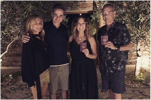 Tom Hanks and Rita Wilson are Now Proud Greek Citizens, Announces Prime Minister Kyriakos Mitsotakis