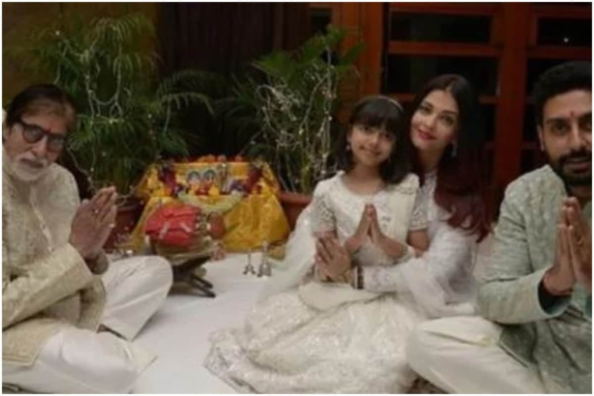 Amitabh Bachchan Expresses Gratitude As Aishwarya Rai and Aaradhya Get Discharged from Hospital