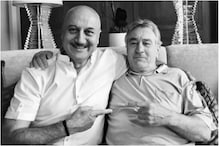 When Anupam Kher Visited Robert De Niro's Apartment in New York for This Pic
