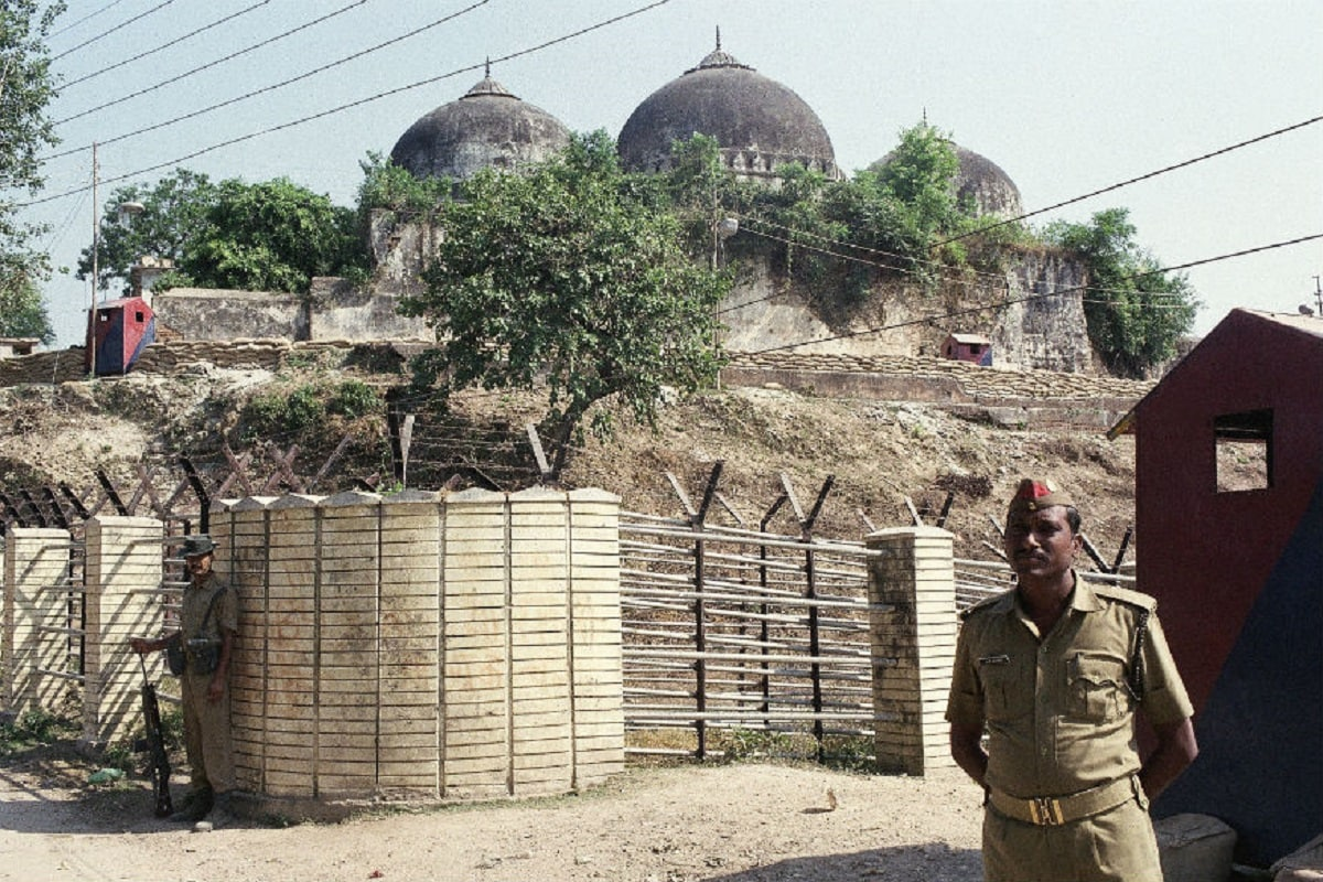 No Real Ram Bhakt Can Destroy Babri Masjid, Says Special CBI Judge, Blames Vandals for Act