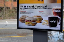 McDonald's Global Sales Suffer as Coronavirus Lockdowns Limit Operations