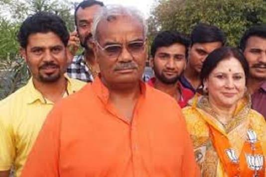 File photo of Rajasthan BJP MLA Madan Dilawar