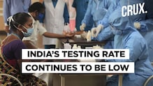 Coronavirus Cases In India Is Growing At The Fastest Rate In The World