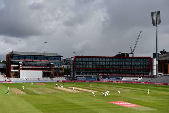 In Pics, England beat West Indies in Third Test at Manchester