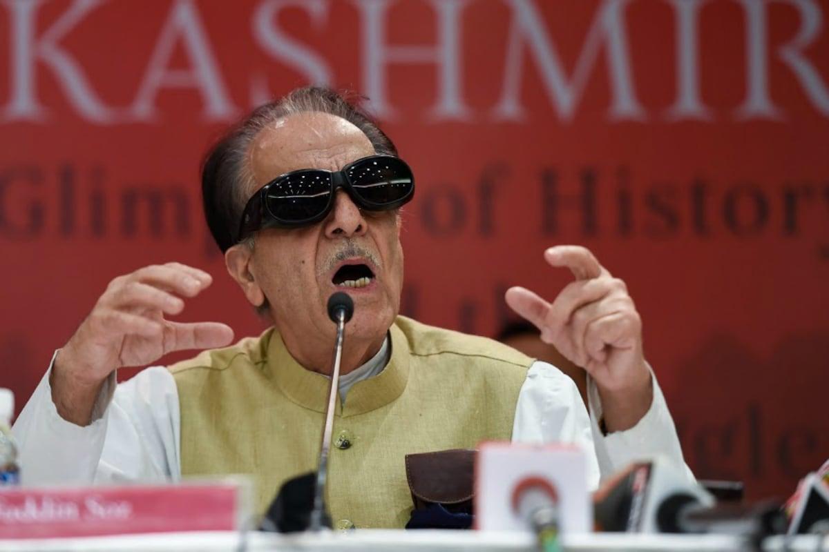 Rahul Gandhi Calls for Immediate Release of J&K Congress Leader & Ex-Union Min Saifuddin Soz