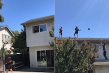 Watch Quintuplets Score Five Perfect Shots in a Row in Unique Basketball Challenge