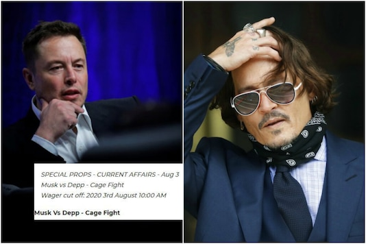 Elon Musk Challenges Johnny Depp to a Cage Fight. Internet is Already Placing Bets