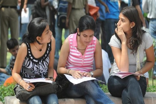 Students at Delhi University. (Representational Image: PTI)