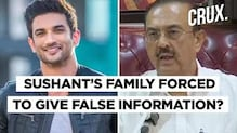 Sushant Rajput's Sister Demands Justice After FIR Was Filed Against Rhea Chakraborty