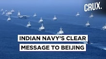 Indian Navy Deploys Warships And Submarines In The Indian Ocean Region