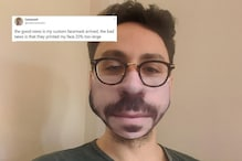 Viral Image of '20% Too Large' Customised Face Mask Sparks Hilarious Twitter Thread