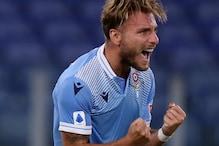 Serie A: Ciro Immobile Scores to Take Golden Boat Lead as Lazio Beat Brescia 2-0, Stay in Race for 2nd Spot