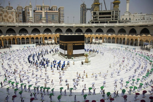 Smaller Carbon Footprint, Less Waste: Coronavirus Restrictions at Mecca Open Up Prospect of 'Green Hajj'