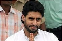 Abhishek Bachchan Hits Back at Troll Making Fun of Family's Covid-19 Crisis
